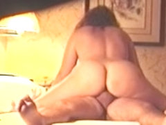 Big Assed Wife Riding On Hidden Camera
