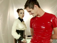 Chanel Preston's Divine Latex: Used, Teased and Denied!