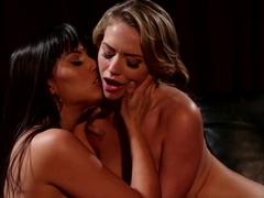 Crazy pornstars Mercedes Carrera, Mia Malkova in Horny Big Ass, Lesbian adult video