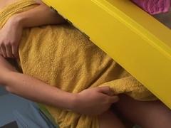 Best pornstar in crazy brazilian, masturbation adult clip