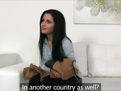 Exotic pornstars in Horny Reality, European sex video