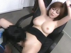Incredible homemade Lingerie, Big Tits porn clip