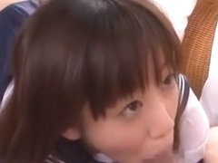 Horny Japanese slut Yuri Shinomiya in Best Couple, Close-up JAV video