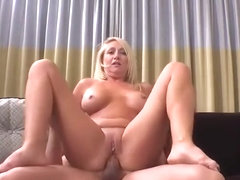 Hot Ass Blonde MILF From Backpage Riding My Dick