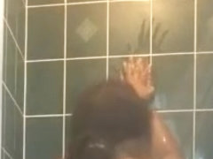 Shaking that ass in the Shower