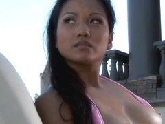 Dirty Masseur: Poolside Pussy