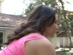 Exotic pornstar Mena Li in best interracial, brazilian adult scene