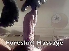 Foreskin Massage (1)