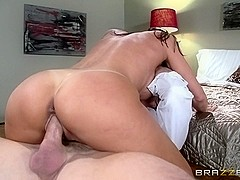 Big Tits at Work: Here Today, Fucked Tomorrow. Lezley Zen, Johnny Sins