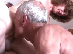 Hubby and wife fucking with ...