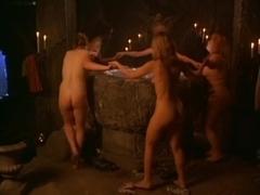 Lalaneya Hamilton,Melissa Taub,Sheeri Rappaport,Zoe Alexander in Little Witches (1996)